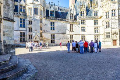 Visites de groupe au Château de Meillant