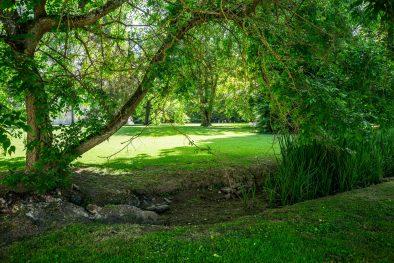 Parc du Château de Meillant dans le Berry