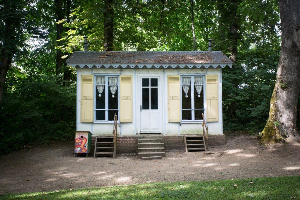 Maison pour enfants dans le parc de Meillant