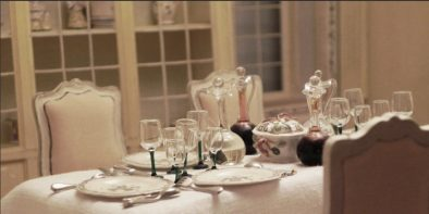 meillant miniatures table