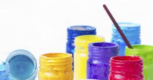 pot de peinture enfant Meillant