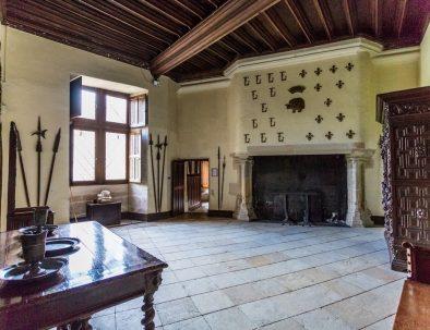 salle Louis 12 Meillant