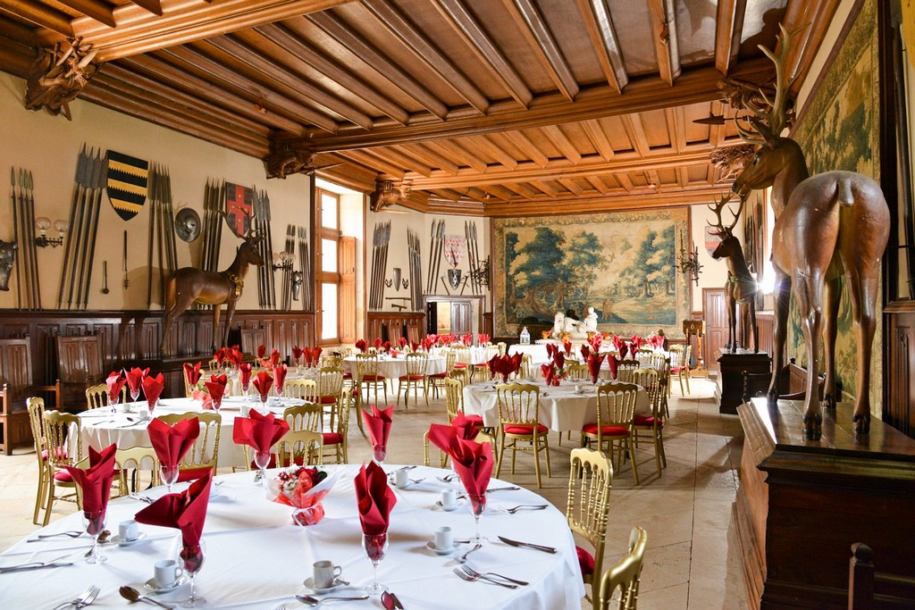 salle de gala Meillant