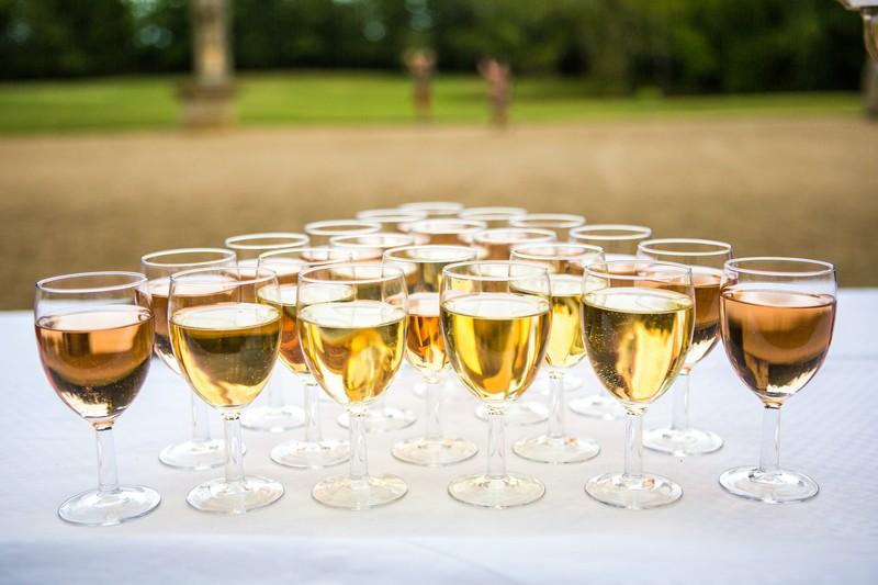 cocktail d'ouverture du dîner terroir Meillant