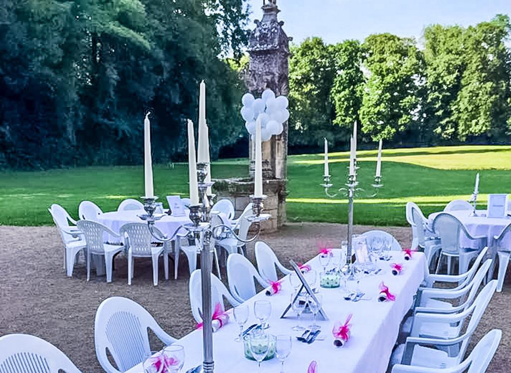 garden party Meillant